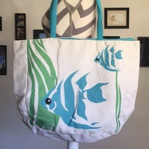 Handbags - Fish Tote